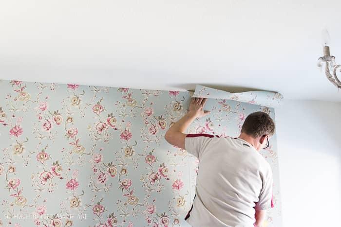 wallpaper installation west palm
